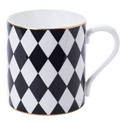 Halcyon Days - Parterre Mug Black