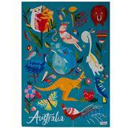 Australiana - Fauna Tea Towel 50x70cm