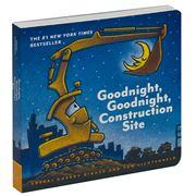 Book - Goodnight Goodnight Construction Site