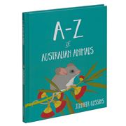 Book - A-Z Australian Animals