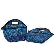 Packit - Freezable Traveler Bag Dottie Chevron