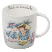 Roy Kirkham - Berni Parker Friends Are Therapists Mug