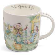 Roy Kirkham - Bernie Parker Good Life Mug