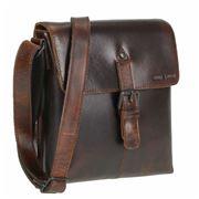 Greenburry - Boston RV Shoulder Bag  Chestnut Small