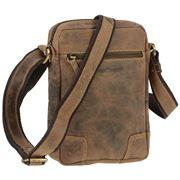 Greenburry - Vintage Leather Shoulder Bag Medium