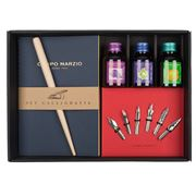 Campo Marzio - Perfume Writing Set Red 11pce