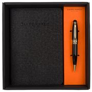 Campo Marzio - Minny Ballpoint Pen with Journal Black