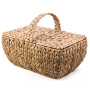 A.Trends - Water Hyacinth Picnic Basket