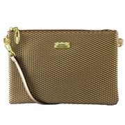 Serenade Leather - Cosmopolitan Cross Body Bag Rose Gold