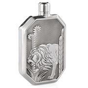 Royal Selangor - Savannah Lion Hip Flask