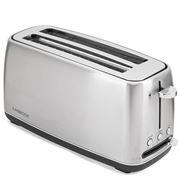 Kambrook - Perfect Slice S/Steel 4 Slice Toaster  KTA470BSS