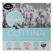 Bambi - Cottina Everyday Cotton Pillow Protectors 2pce