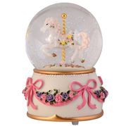 Gibson Baby - Classic Carousel Musical Waterball Large