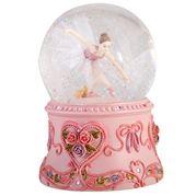 Gibson Baby - Dancing Ballerina Musical Waterball