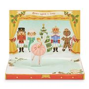 Music Box Card - The Nutcracker Music Box Card