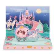 Music Box Cards - Cinderellas Dream Music Box Card