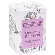 Henry Langdon - Chamomile & Lavender Premium Tea 50g