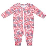 Marquise - Floral Zipsuit Pink Size 000