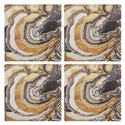 Thirstystone - Stone Prose Coaster Set 4pce