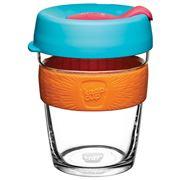 Keepcup - Brew Reusable Glass Cup Cloudburst 340ml