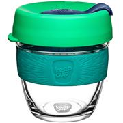 Keepcup - Brew Reusable Glass Cup Floret 227ml