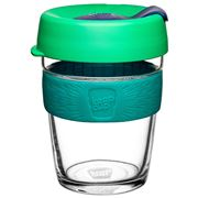 Keepcup - Brew Reusable Glass Cup Floret 340ml