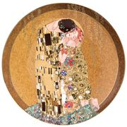 Goebel - Gustav Klimt's 'The Kiss' Wall Plate 36cm