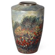 Goebel - Ltd Ed Claude Monet `The Artists House' Vase 41cm