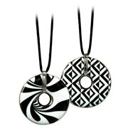 Goebel - Artis Orbis  Waves & Triangles Necklace