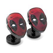Cufflinks - Deadpool Mask Cufflinks