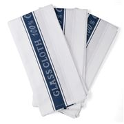 Rans - Glass Cloth Set Navy 3pce