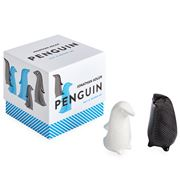 Jonathan Adler - Penguin Salt & Pepper Set Black/White 2pce