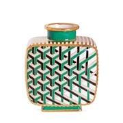 Jonathan Adler - Versailles Maze Vase Green