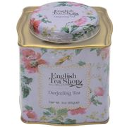 English Tea Shop - Floral Caddy Organic Darjeeling Tea 85g