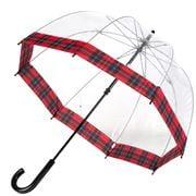 Clifton - Birdcage Umbrella Royal Stewart Tartan Print
