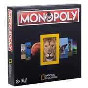Games - National Geographic Monopoly