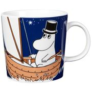 Arabia - Moomin Mug Pappa Deep Blue 300ml