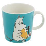 Arabia - Moomin Mug Troll Turquoise 300ml