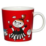 Arabia - Moomin Mug Little My Red