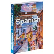 Lonely Planet - Spanish Phrasebook & Dictionary