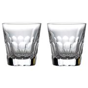 Waterford - Jeff Leatham Icon DOF Tumblers Set Clear 2pce