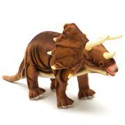 Hansa - Triceratops Brown 37cm