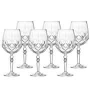 RCR Crystal - Alkemist Apertif Goblet Set 6pce 532ml