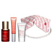 Clarins - Super Restorative Eye Set 4pce