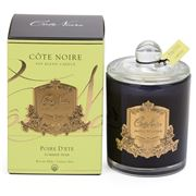 Cote Noire - Gold Candle Summer Pear 450g
