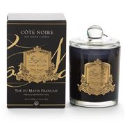 Cote Noire - French Morning Tea Gold Candle 450g