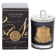 Cote Noire - French Morning Tea Candle Gold 185g