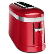 KitchenAid - Design Two Slice Long Toaster KMT3115 Empi. Red