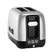 Dualit - Domus Two Slice Toaster DU26620 Black
