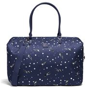 Lipault - Izak Zenou Weekend Bag M Pose/Night Blue
